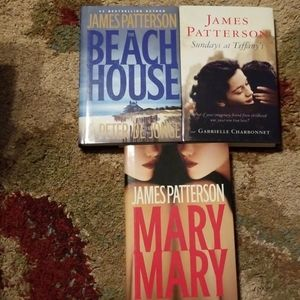 James Patterson Book Bundle